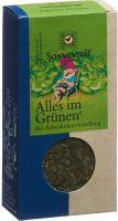 Image du produit Sonnentor Alles im Grünen Salatgewürz 15g