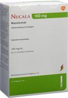 Immagine del prodotto Nucala Injektionslösung 100mg/ml Fertigpen 3 Stück