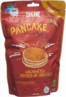 Image du produit Shine Instant Pancake Mix Erdnues&schoko Bio 400g
