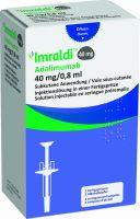 Immagine del prodotto Imraldi Injektionslösung 40mg/0.8ml Fertigspritze 2x 0.8ml