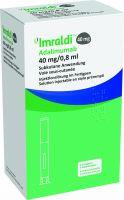 Immagine del prodotto Imraldi Injektionslösung 40mg/0.8ml Fertpen 6x 0.8ml