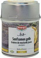 Image du produit Morga Gewürz Senf Gelb Ganz Bio 75g