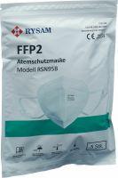 Immagine del prodotto RYSAM Respiratore FFP2 senza valvola RSN95B 5 pezzi
