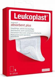 Immagine del prodotto Leukoplast Leukomed 8x10cm Sterile 5 pezzi