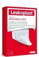 Product picture of Leukoplast Leukomed 7.2x5cm Sterile 5 pieces