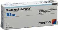 Immagine del prodotto Solifenacin Mepha Lactab 10mg 30 Stück