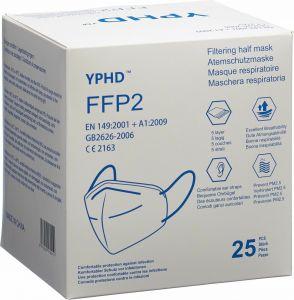 Immagine del prodotto Yphd Respiratore FFP2 25 pezzi