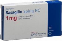 Immagine del prodotto Rasagilin Spirig HC Tabletten 1mg 30 Stück