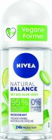 Image du produit Nivea Deo Balan Bio Aloevera Fem (n) Roll-On 50ml