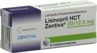 Immagine del prodotto Lisinopril HCT Zentiva Tabletten 20/12.5mg 30 Stück