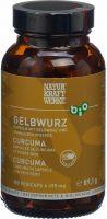 Image du produit Naturkraftwerke Gelbwurz Pulver Kapseln Bio/kba 180 Stück