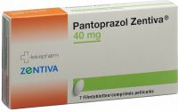 Immagine del prodotto Pantoprazol Zentiva Filmtabletten 40mg 7 Stück