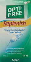 Immagine del prodotto Opti Free Replenish Bottiglia di soluzione disinfettante 120ml