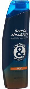 Immagine del prodotto Head&shoulders Antiforfora capelli corpo viso sport 225ml