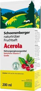 Immagine del prodotto Schönenberger Succo di frutta Acerola Nature Organic 200ml
