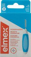 Immagine del prodotto Elmex Spazzole interdentali 0.6mm blu 6 pez