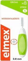 Immagine del prodotto Elmex Spazzole interdentali 0,8mm verde 6 pezzi