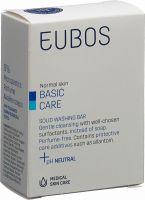 Immagine del prodotto Eubos Sapone solido non profumato blu 125g