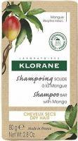 Immagine del prodotto Klorane Shampoo Bar Mango 80g