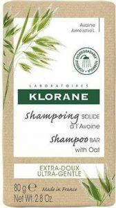 Immagine del prodotto Klorane Shampoo Bar Avena Biologica 80g