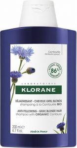 Immagine del prodotto Klorane Shampoo biologico al fiordaliso 200ml