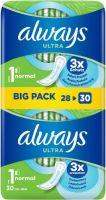 Immagine del prodotto Always Ultra Binde Normal Bigpack 30 pezzi