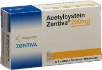 Immagine del prodotto Acetylcystein Zentiva Brausetabletten 200mg 30 Stück