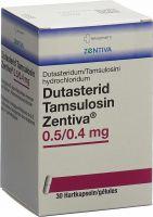Immagine del prodotto Dutasterid Tamsulosin Zentiva 0.5/0.4mg Flasche 30 Stück