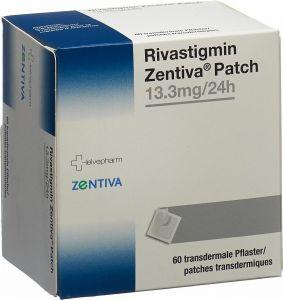Immagine del prodotto Rivastigmin Zentiva Patch 13.3 Mg/24h Beutel 60 Stück