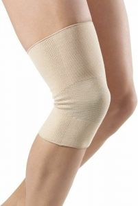 Product picture of Bilasto Knee bandage Thermo size M Beige