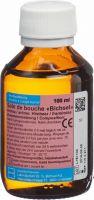 Image du produit Soin De Bouche Bichsel Himbeere Steril 100ml