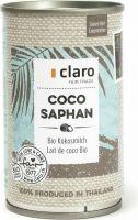 Image du produit Claro Coco Saphan Kokosmilch Bio Dose 160ml