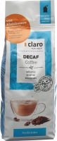 Image du produit Claro Decaffeinato Kaffee Gemahlen Bio Beutel 250g