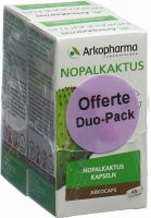 Image du produit Arkocaps Nopalkaktus Kapseln Duo 2x 45 Stück