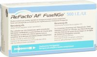 Image du produit Refacto Af Fusengo 500 Ie C Solv Fertigspritze