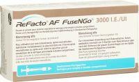 Image du produit Refacto Af Fusengo 3000 Ie C Solv Fertigspritze