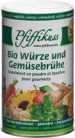 Image du produit Pfiffikuss Gourmet Streuwürze Gemüsebrueh Bio 25
